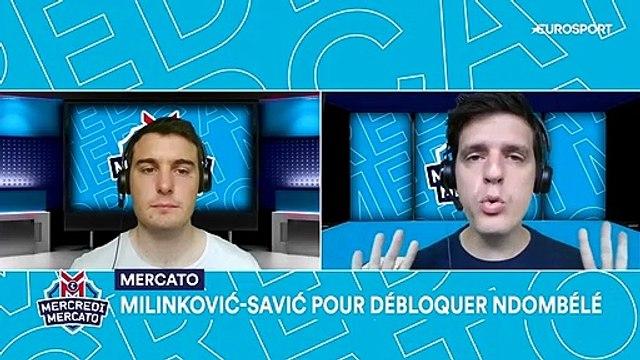 Et si Milinkovic-Savic servait de domino au mercato parisien ?