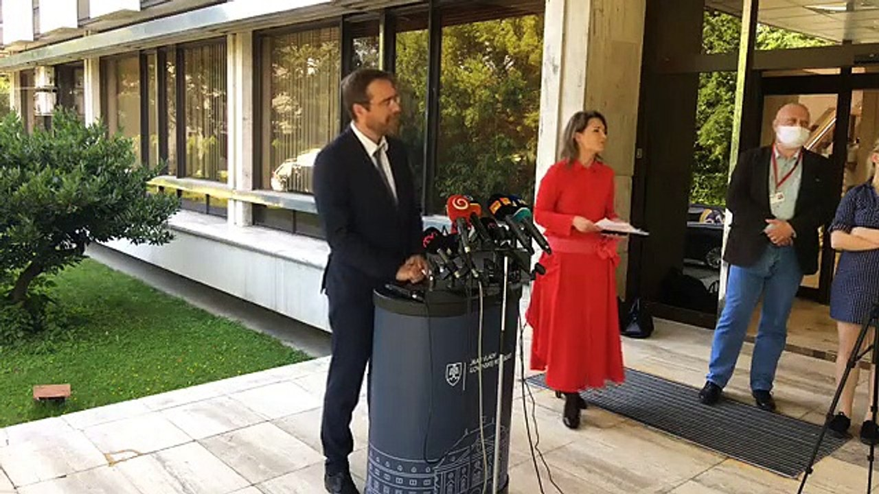ZÁZNAM: Brífing ministra zdravotníctva SR Mareka Krajčího