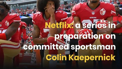 Netflix: a series in preparation on committed sportsman Colin Kaepernick