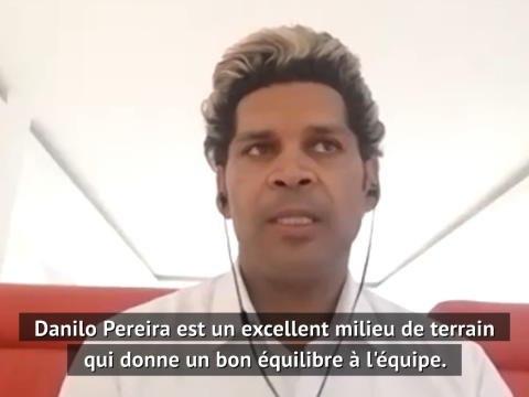 """Interview - Abel Xavier : """"Danilo Pereira me fait penser à Vieira"""""""