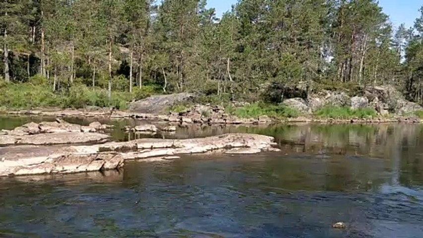 Hattefossen Norwegen