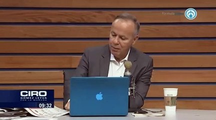 Qué respuesta tan grosera: Ciro Gómez Leyva sobre polémico tuit de Beatriz Gutiérrez Müller