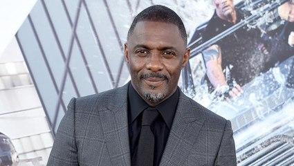 Idris Elba is a Man of Many Talents