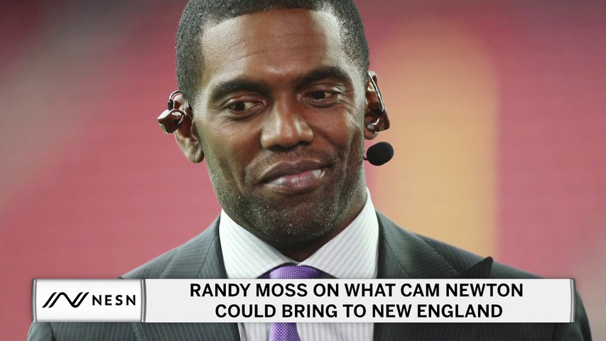Randy Moss On What Cam Newton Could Bring To New England