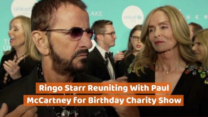 Ringo Starr's Birthday Charity Show