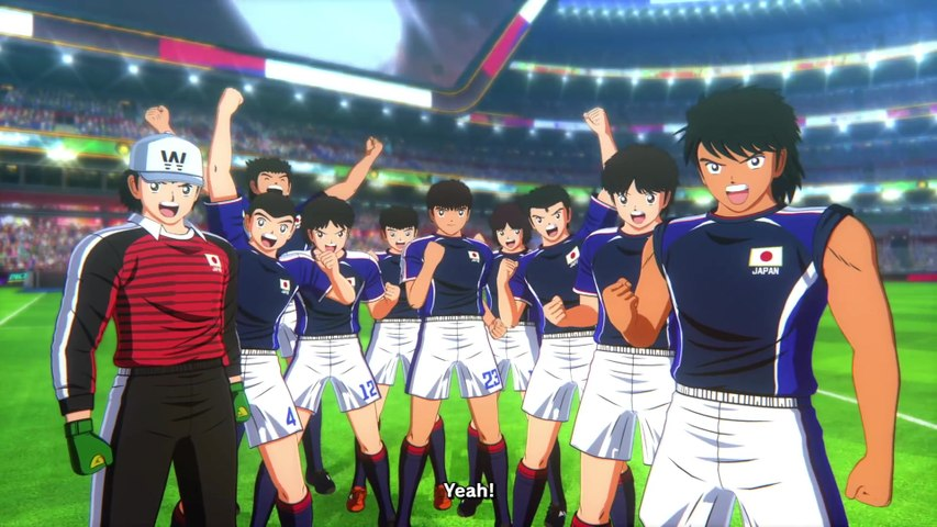 Captain Tsubasa Rise of New Champions - Trailer
