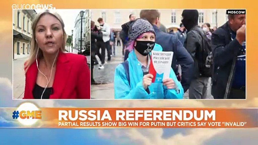 Russia referendum: Vladimir Putin now able to extend his rule until 2036