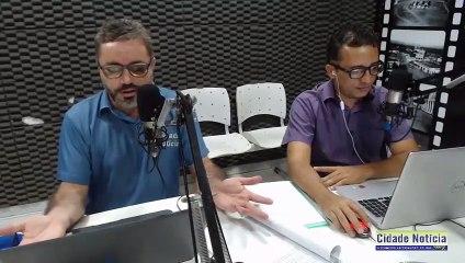 Veja e reveja o programa Cidade Notícia desta quinta-feira (02) pela Líder FM de Sousa-PB