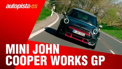 Mini John Cooper Works GP 2020: testado en Nürburgring