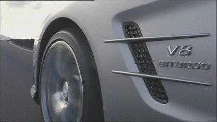 Mercedes-AMG SL63 and SL65