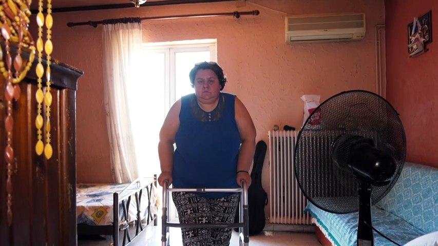 """Η γραφειοκρατία """"πνίγει"""" ανάπηρη γυναίκα στον Ορχομενό"""