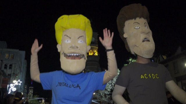 'Beavis and Butt-Head' Gets A Reboot With New Seasons By Mike Judge