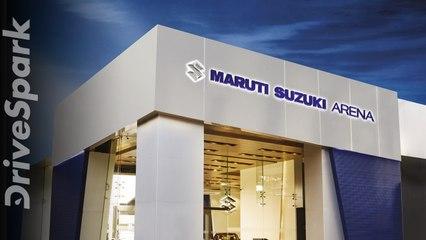 मारुति सुजुकी की बिक्री में जून में आई 53.7 प्रतिशत की कमी
