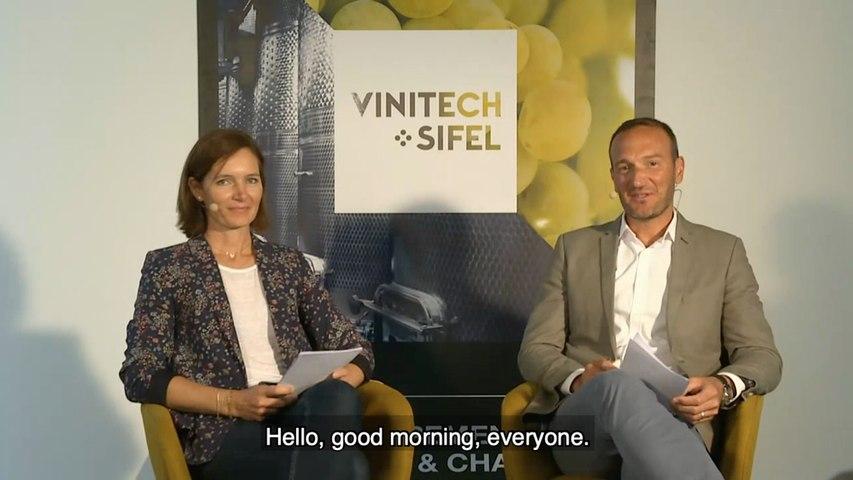 VINITECH SIFEL WEBINAR -  Solutions for a sector in transition !