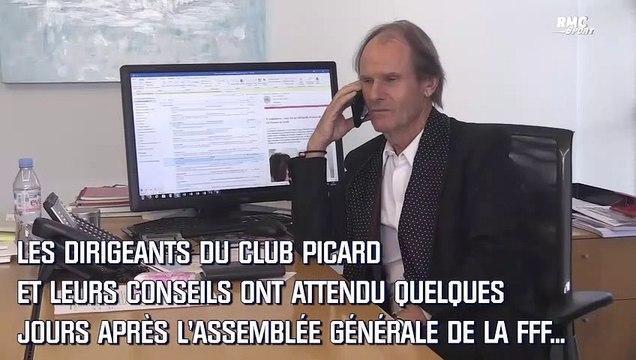 Ligue 1 : Amiens a déposé un nouveau recours devant le Conseil d'Etat