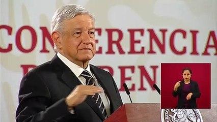 Remesas crecerán 10% en primer semestre del año, estima López Obrador