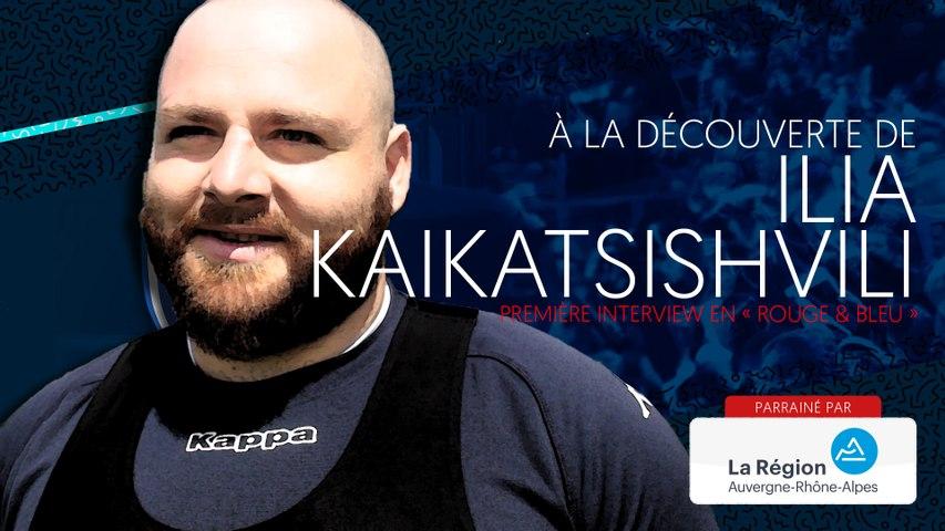 Rugby : Video - Ilia Kaikatsishvili : « Le FCG m'a contacté après le match de février »