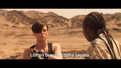 The Old Guard Ölümsüzlük - Fragman Netflix /Filmax Turkey/