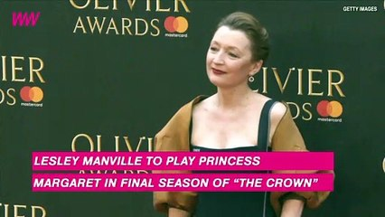 'The Crown' Casts Lesley Manville to Play Princess Margaret for Final Season