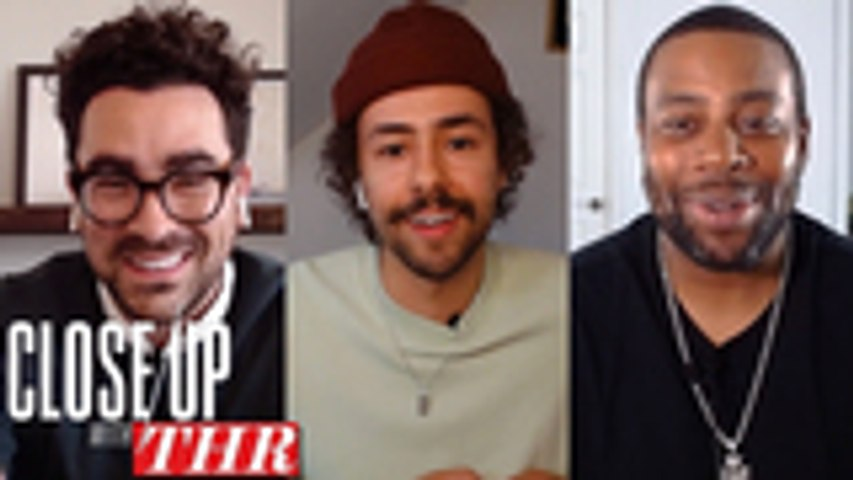 TV Comedy Actor Roundtable With Ramy Youssef, Kenan Thompson, Ricky Gervais, Kumail Nanjiani and Dan Levy