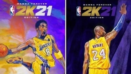 'NBA 2K21' Honors Kobe Bryant With 'Mamba Forever' Edition