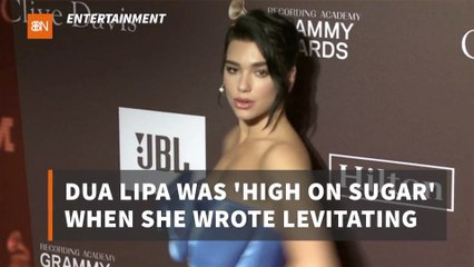 Dua Lipa's High