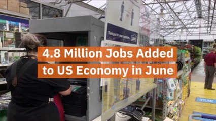 June Was Good For Jobs