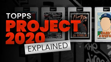 Topps Project 2020: BASEBALL Card REVIVAL Explained (Presented by eBay)
