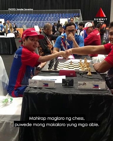 Meet Sander Severino, the first PWD Pinoy to win an online chess championship