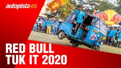 Red Bull Tuk It: la carrera más loca en Sri Lanka