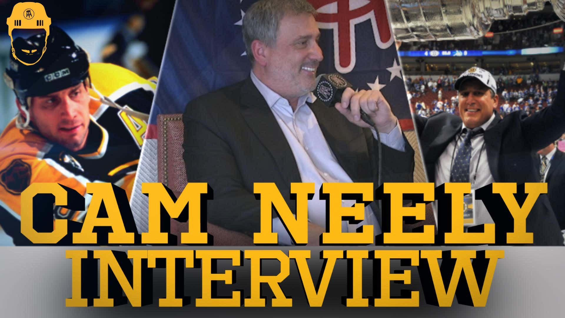 Spittin' Chiclets Interviews Cam Neely - Full Interview
