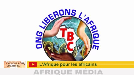L'AFRIQUE POUR LES AFRICAINS 13MIN