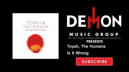 Toyah, The Humans - Is It Wrong