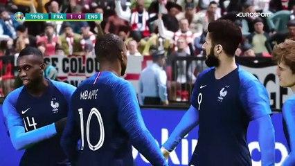 On a simulé l'Euro 2020 : un Giroud de gala et les Bleus avancent
