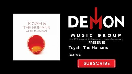 Toyah, The Humans - Icarus