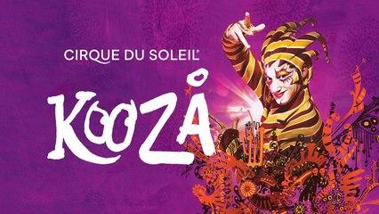 Koozå | Cirque Du Soleil HD