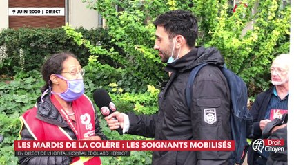 Hôpital public : un nouveau mardi « de la colère » à Lyon
