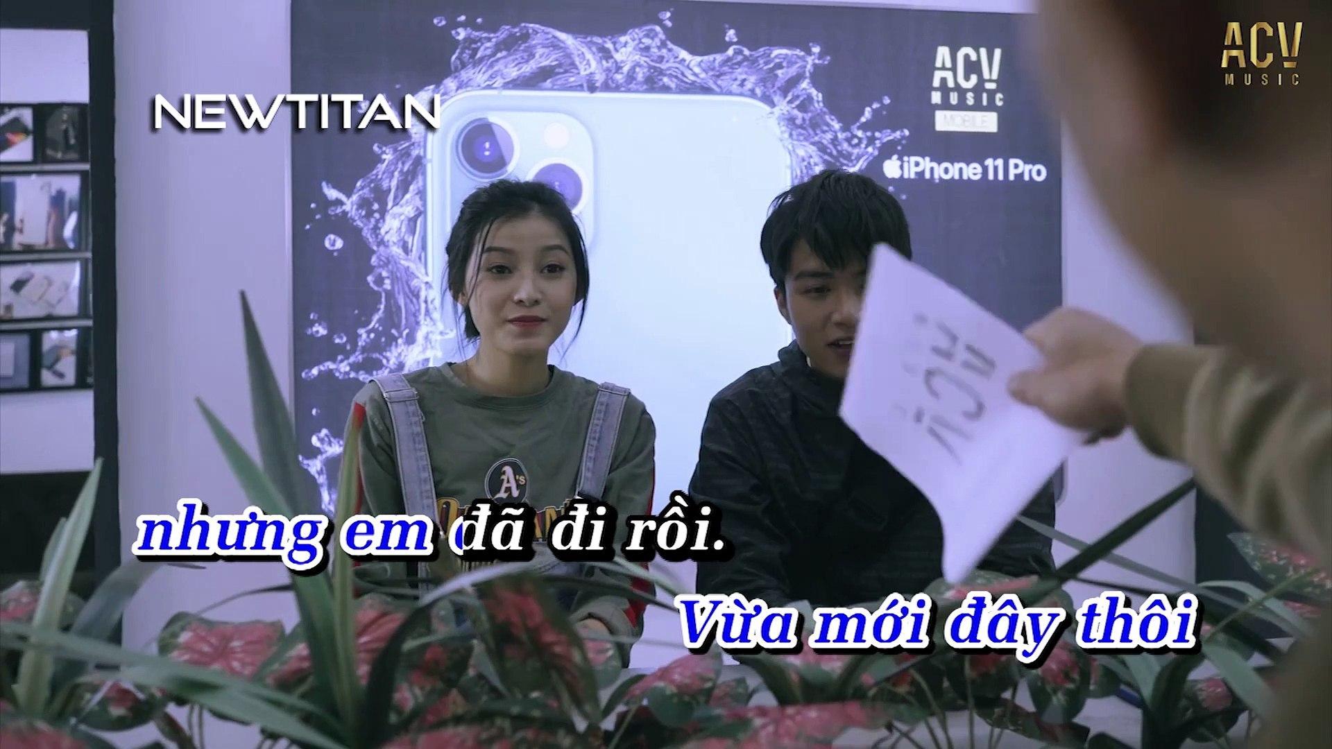 [Karaoke] Cứ Ngỡ Là Anh - Đinh Tùng Huy [Beat]