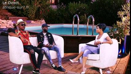 """Magic Diezel chante Didider Drogba et justifie """"Allons à Gagnoa"""" - Interview Afrique-sur7"""