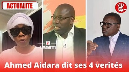 Audio- Affaire Atepa vs Aby Ndour- les revelations d' Ahmed Aidara