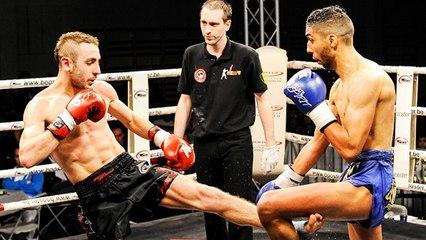 Nabil Abou Taha vs Paolo Renna