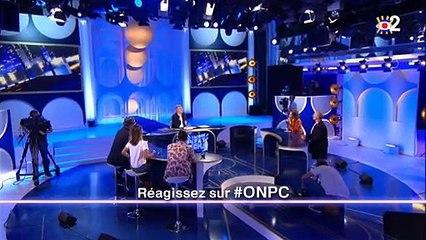 """Regardez les 2 dernières minutes de """"On n'est pas couché"""" de Laurent Ruquier qui a pris fin cette nuit sur France 2 à 1h28 après 14 ans d'antenne"""