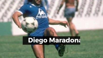 Diego Maradona : la légende Argentine