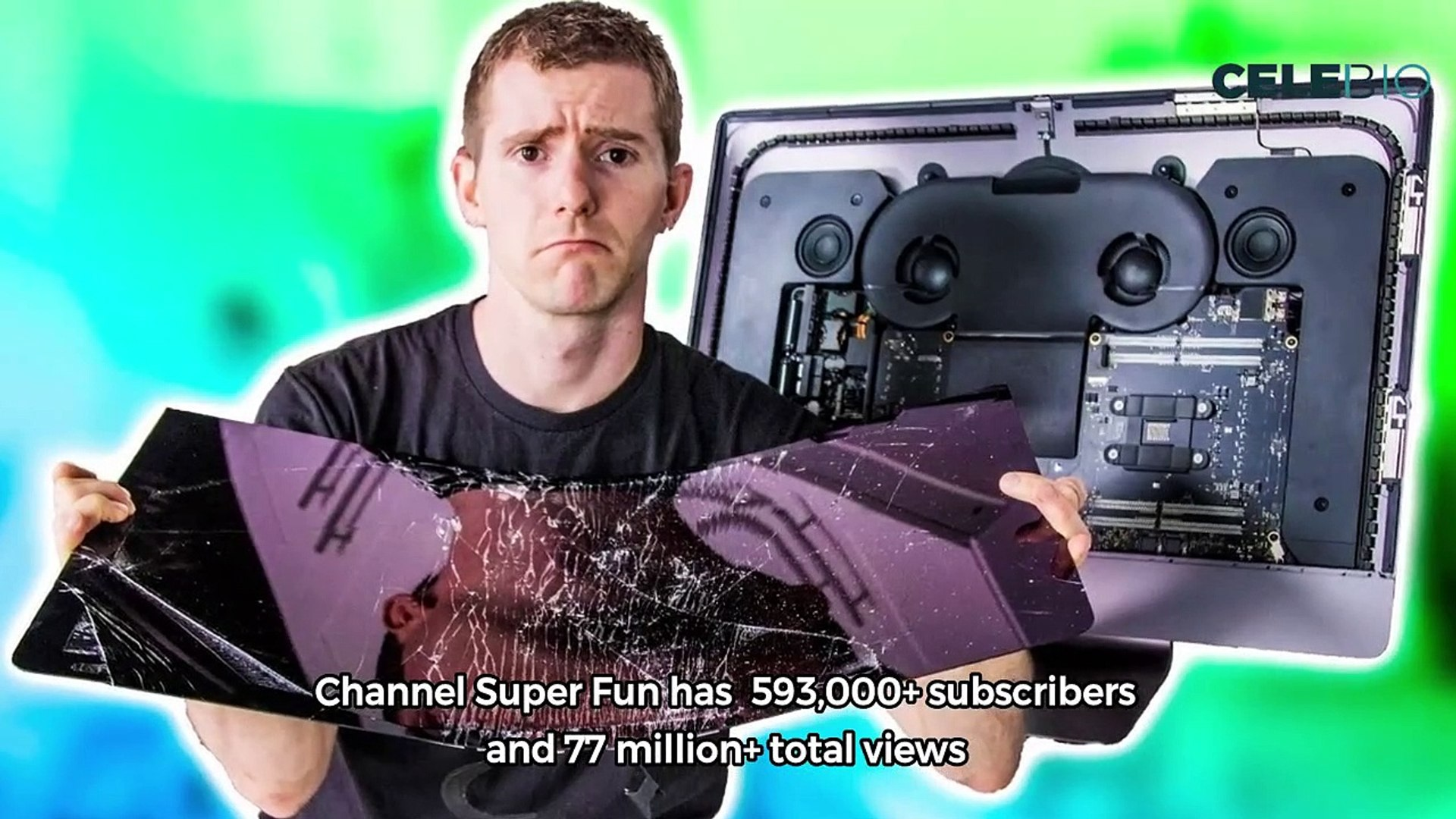 Linus Tech Tips Lifestyle Net Worth Biography Girlfriend Cars House Video Dailymotion