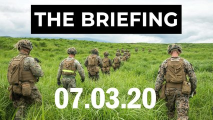 Russian bounties on U.S. troops and a sharp rise in COVID numbers - The Briefing for 7.3.20