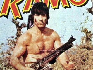 Ramo  (Turkish Rambo rip-off - 1986)