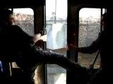 dans le train(2008) entre potes delire de cap ou pas cap mdr