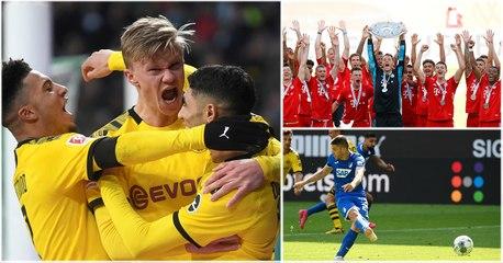 Top 10 Moments of the Season – Haaland, Lewandowski, Sancho and more