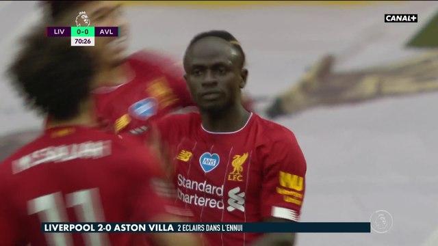 Le résumé de Liverpool / Aston Villa