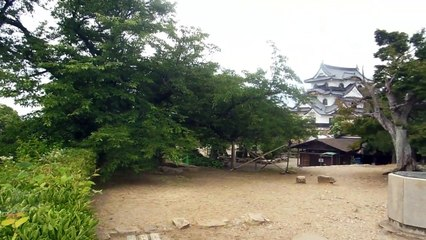 School in Castle Grounds in Japan!